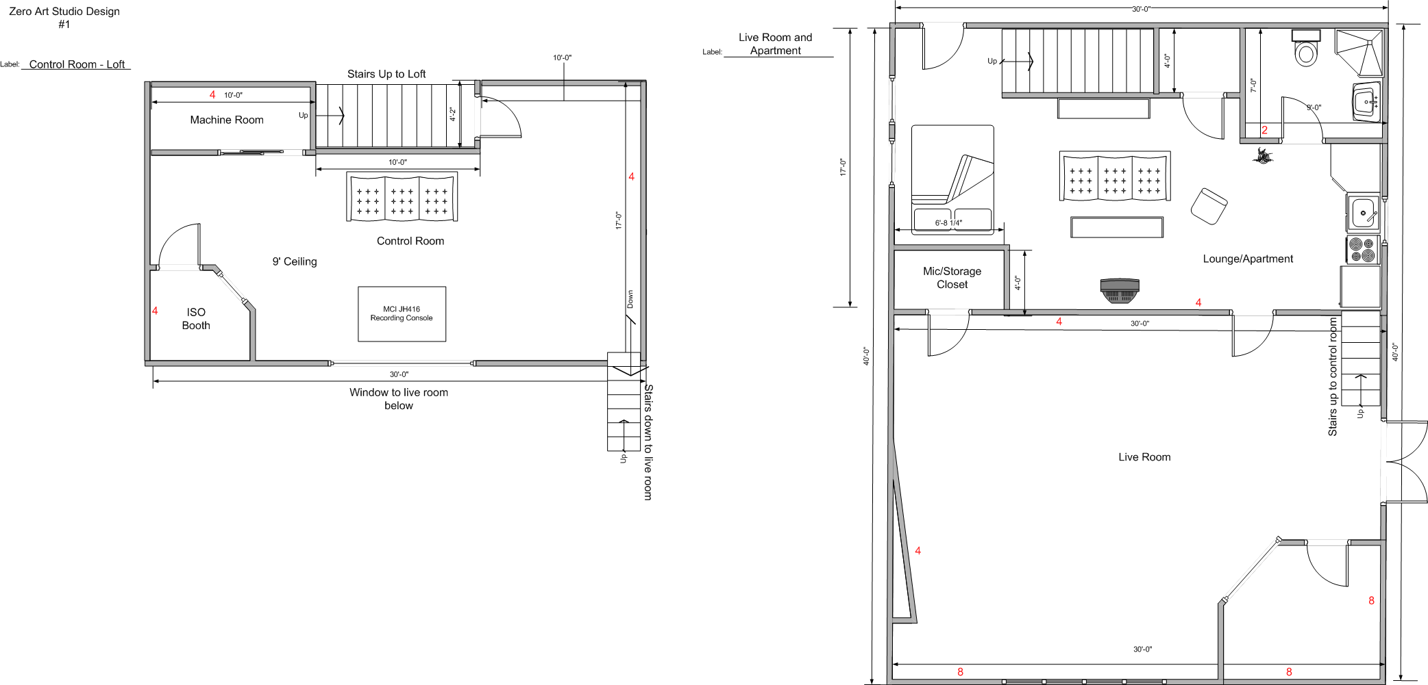 Wedding Floor Plan Software Recording Studio Layout Designs Joy Studio Design